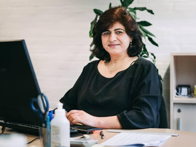 Feryal Taher