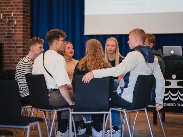 Ung til ung mentor