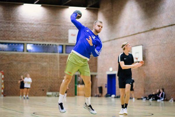 Håndboldtræner